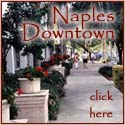 Naples Florida downtown guide includes Third Street, Fifth Avenue and Crayton Cove information